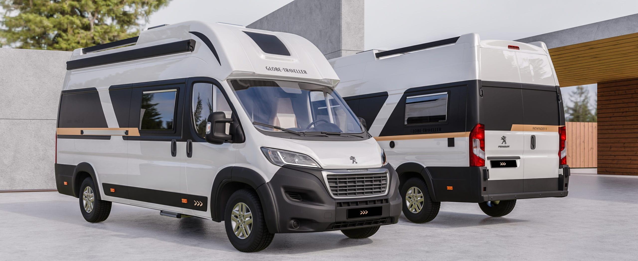 Globe-Traveller Pathfinder Series