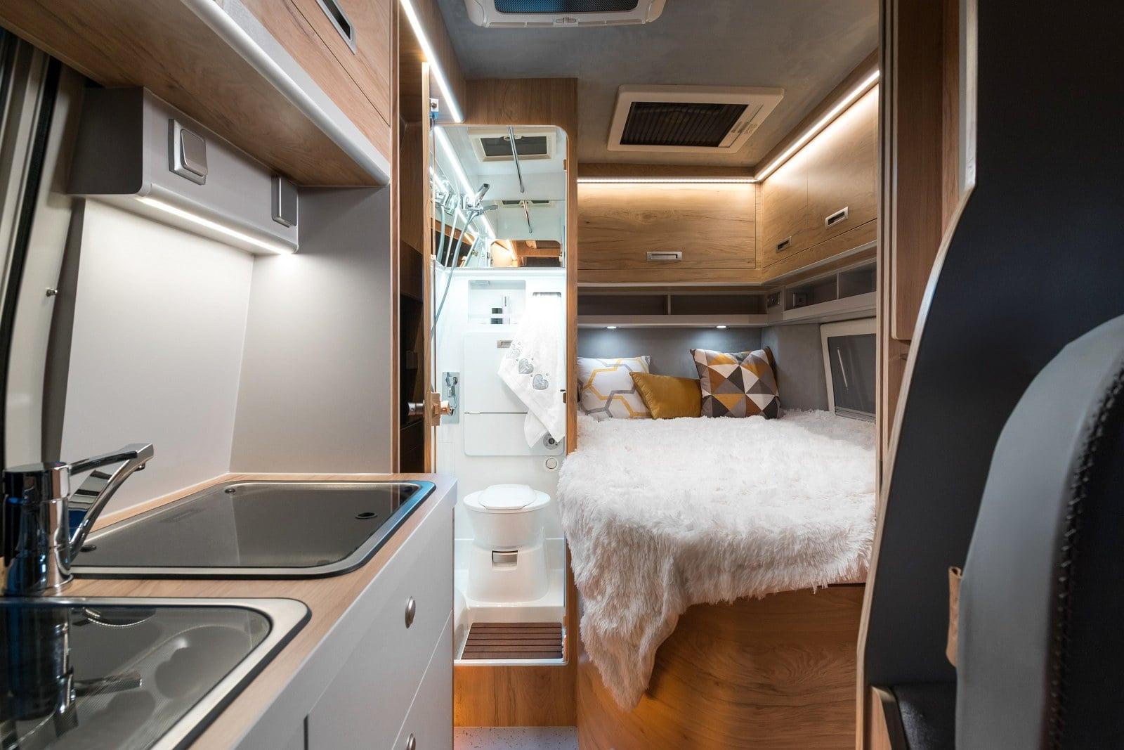 XS Layout Interior